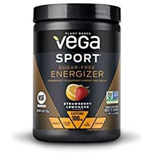 Vega Sport 预锻炼粉好价收 草莓柠檬口味