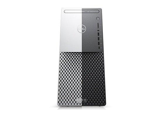Dell XPS 台式机 (i3-10100, 8GB, 1TB) 全新熊猫色