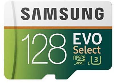 EVO U3 100MB/s microSD 闪存卡 128GB