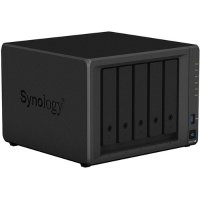 Synology DiskStation DS1019+ 5盘位 NAS