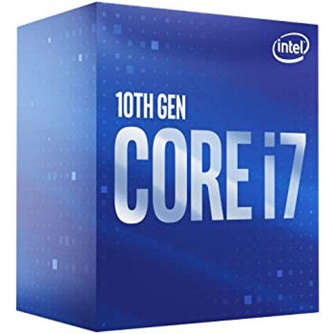 Intel Core i7-10700 Comet Lake 8-Core LGA1200 65W CPU