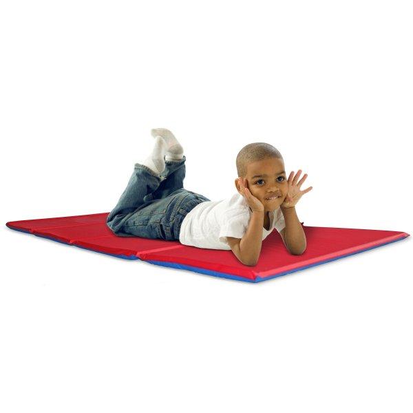 KinderMat 一英寸厚折叠垫子