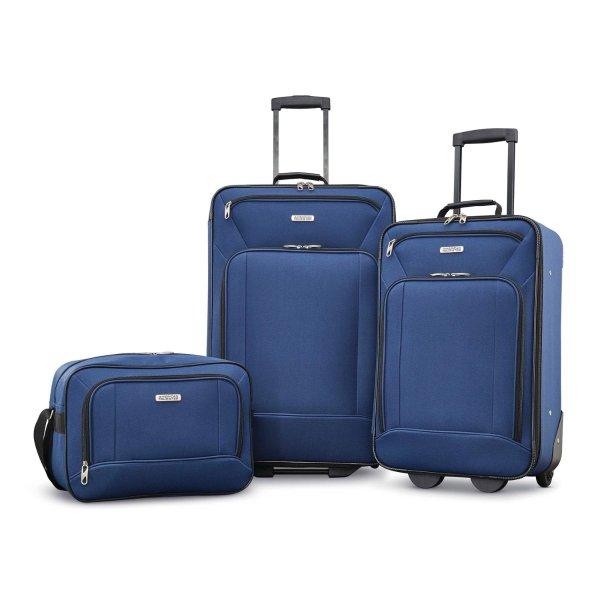 布面行李箱套装