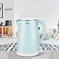 COMFEE' 超美Tiffany蓝快速电热水壶 1.7升