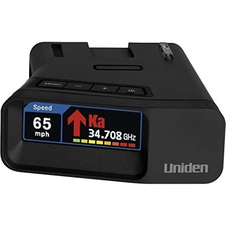 Uniden R7 超长距离 雷达/激光探测器