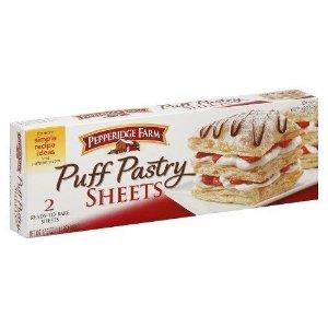 Pepperidge Farm Frozen Puff Pastry Sheets - 2ct... : Target