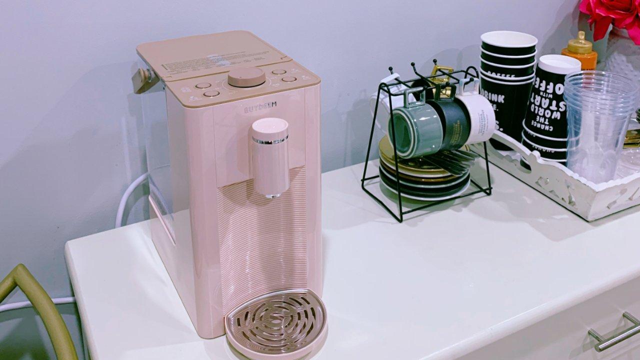 北鼎速热饮水机,轻巧方便