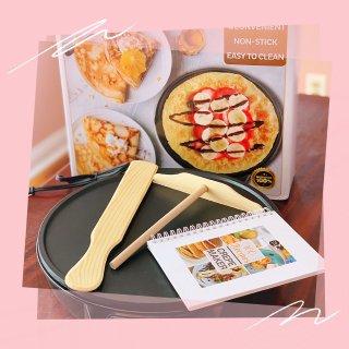 厨房小神器:煎饼果子机