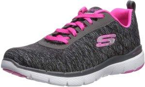 $15.96 码全Skechers Flex Appeal 3.0 女款运动鞋