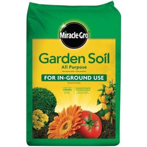 植物盆栽种植花园土,0.75 cu. ft.