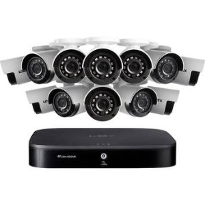 Lorex 16-Channel 1080p DVR with 2TB HDD& 12 1080P Camera