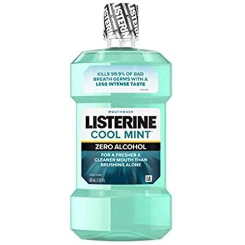 Listerine Freshburst Antiseptic Mouthwash