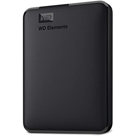 5TB Elements USB 3.0 便携移动硬盘