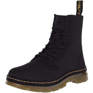 $67.05Dr. Martens Men's Combs Washed Canvas Combat Boot
