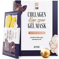 Le Gushe 24K黄金眼膜20对装促销 900+评分高达4.9