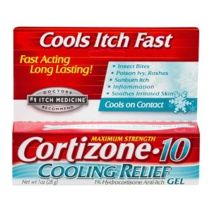 Cortizone 10 Cooling Relief Gel 1oz - Walmart.com