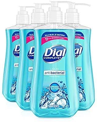 抗菌洗手液大瓶装 11oz x 4瓶