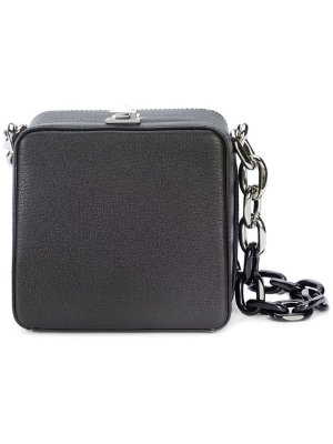 The Volon Cube Shoulder Bag - Farfetch