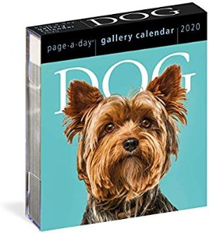 Amazon.com: Dog Page-A-Day Gallery Calendar 2020 (9781523507047): Workman Calendars: Books