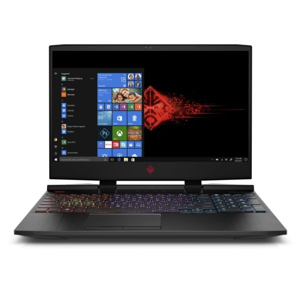 "HP OMEN 15-dc2010nr 15.6"" 笔记本 (i7-10750H 8GB 512GB GTX 1650 Ti)"