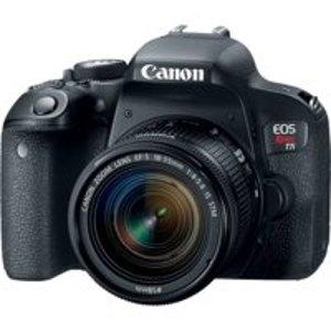 Canon相机特卖, C画幅单反、无反好价