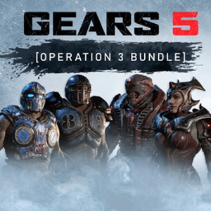 限时免费游玩《战争机器5》Steam 数字版 爽快FPS