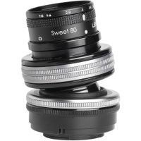 Lensbaby Composer Pro II移轴底座 + Sweet 80 Optic镜头套装  Canon EF