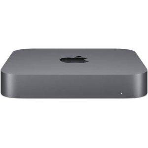 $699 (原价$799)苹果 Mac Mini (Late 2018) i3 8100 8GB+128GB