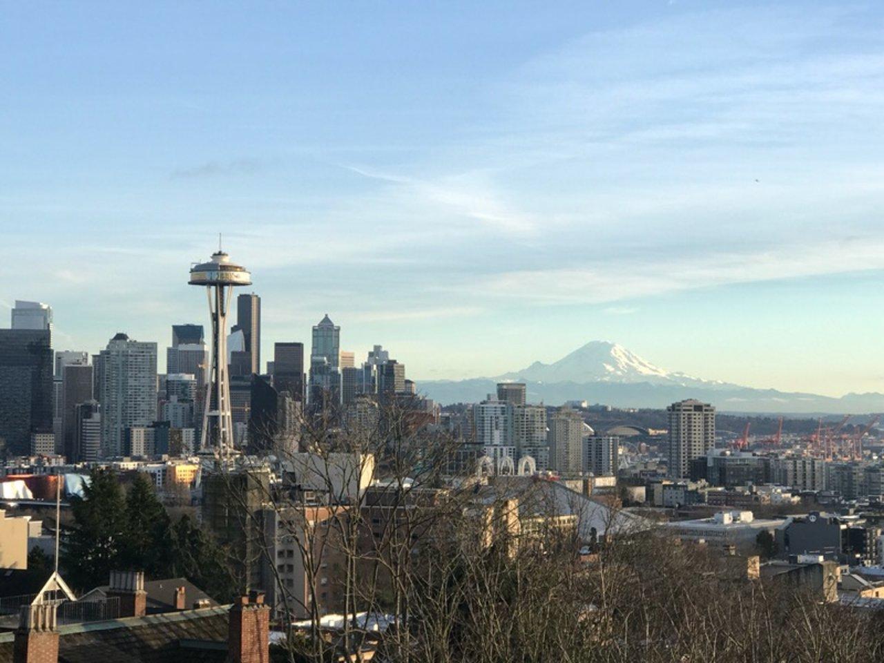 西雅图 三天慢生活