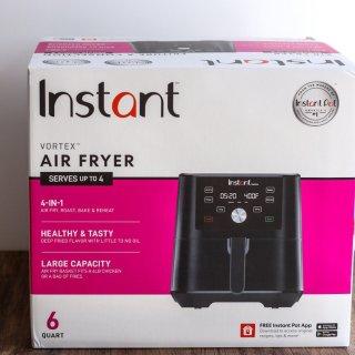 Instant Vortex空气炸锅:让油炸食品秒变健康的神奇小家电