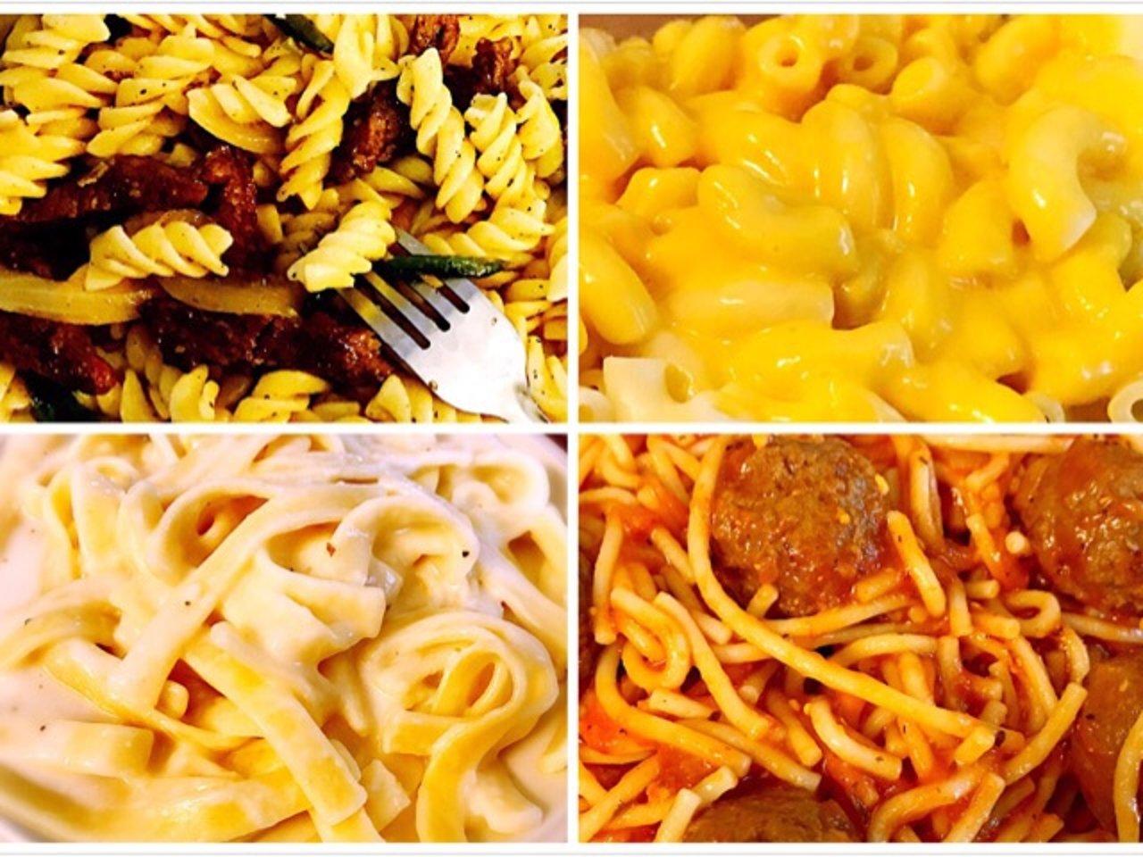 吃了这么多年的pasta,你真的认识它们吗?