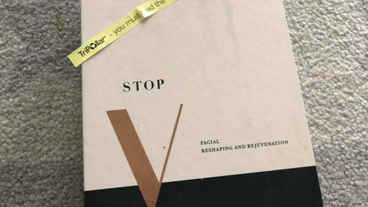 紧致就靠它了Stop V