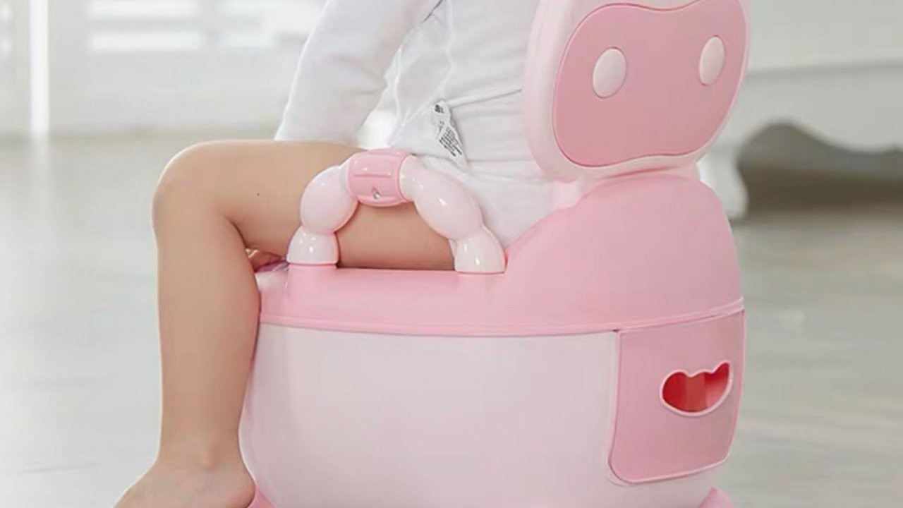 我来告诉你,宝宝坐便器如何选