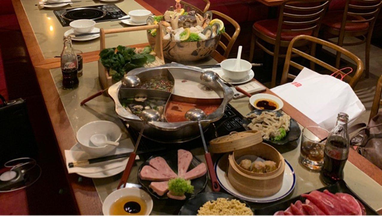 London   伦敦探店   中国城泰式餐厅&约火锅
