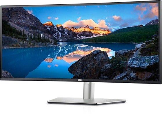 UltraSharp U3421WE 曲面带鱼屏显示器