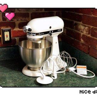 kitchenaid厨师机:烘培爱好者的首选