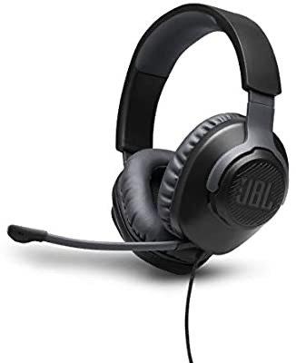 Quantum 100 有线头戴式游戏耳机