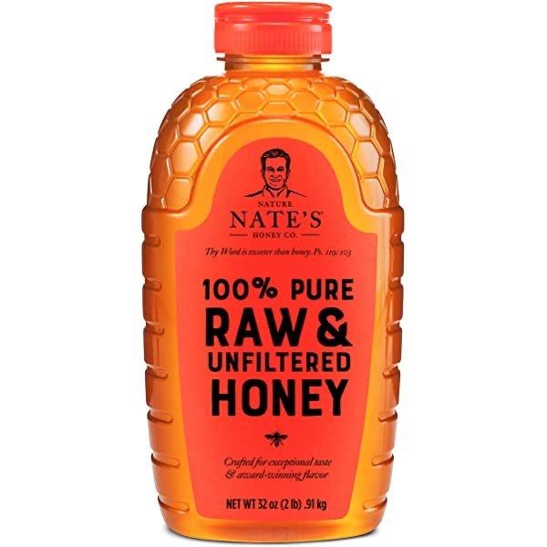 Nature Nate's 100% 纯天然蜂蜜 16oz