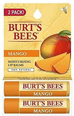 Burt's Bees 100%天然润唇膏热卖