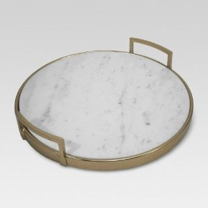 Gold and Marble Tray - Project 62™ : Target