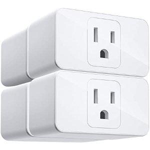 Meross Wi-Fi Smart Plug Mini 4-Pack