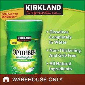 Kirkland Signature OPTIFIBER, 25.6 Ounces