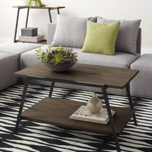 Mainstays Conrad Coffee Table, Multiple Finishes