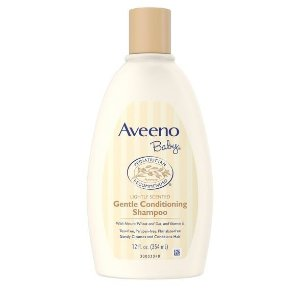 Aveeno Baby Gentle Conditioning Shampoo 12 Oz : Target