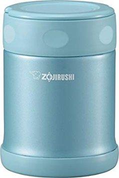 Amazon.com: Zojirushi SW-EAE35AB Stainless Steel Food Jar, 11.8-Ounce/0.35-Liter, Aqua Blue: Kitchen & Dining