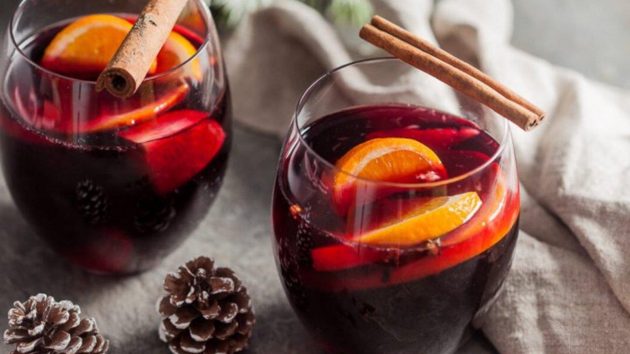 這個聖誕節🎄,來一杯酸酸甜甜的熱紅酒吧🍷