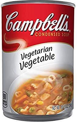 素食浓汤 10.5 oz. 12罐装