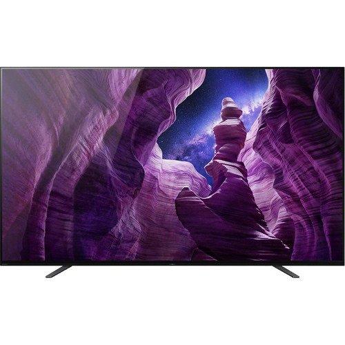 """XBR65A8H 65"""" HDR 4K OLED 智能电视"""
