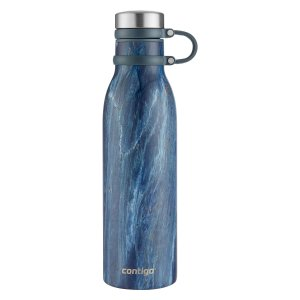 $8.09Contigo Couture Vacuum-Insulated Stainless Steel Water Bottle, 20 oz