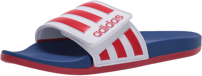 adidas 拖鞋Adilette Comfort Adj Slide Sandal | Sport Sandals & Slides